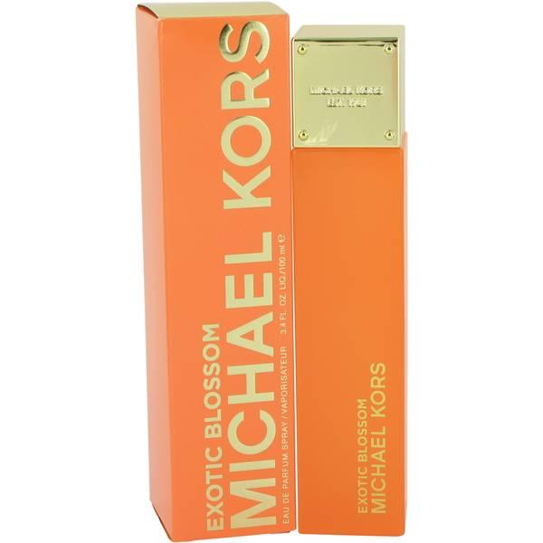 perfume Michael Kors Exotic Blossom Perfume