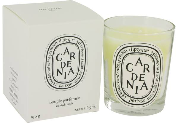 perfume Diptyque Gardenia Scented Candle Perfume