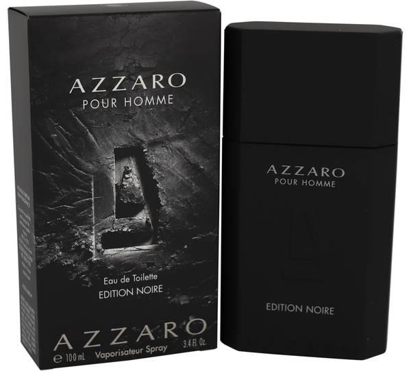perfume Azzaro Pour Homme Edition Noire Cologne
