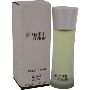 Summer Mania Cologne, de Giorgio Armani · Perfume de Hombre