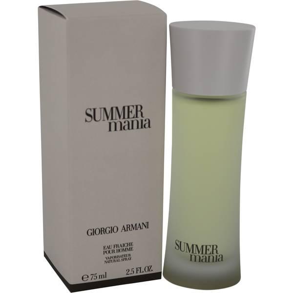 perfume Summer Mania Cologne
