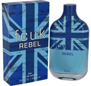 Fcuk Rebel Cologne, de French Connection · Perfume de Hombre