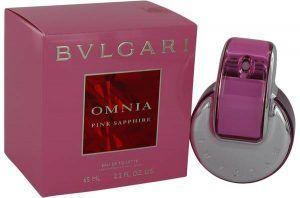 Omnia Pink Sapphire Perfume, de Bvlgari · Perfume de Mujer