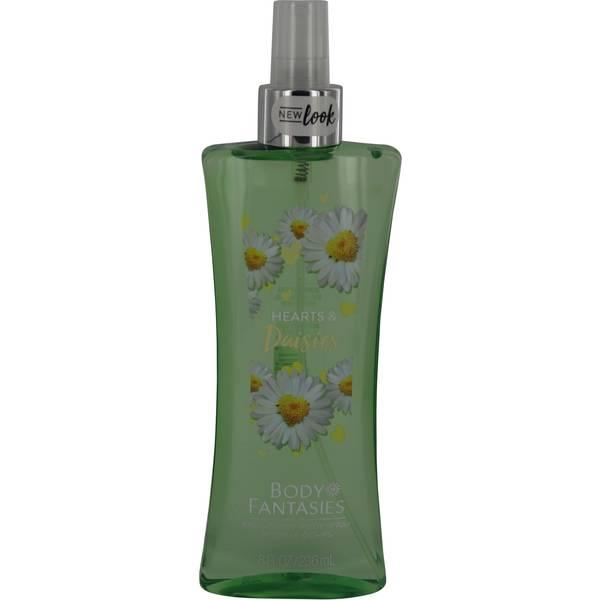 perfume Body Fantasies Signature Hearts & Daisies Perfume