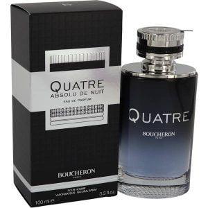 Quatre Absolu De Nuit Cologne, de Boucheron · Perfume de Hombre