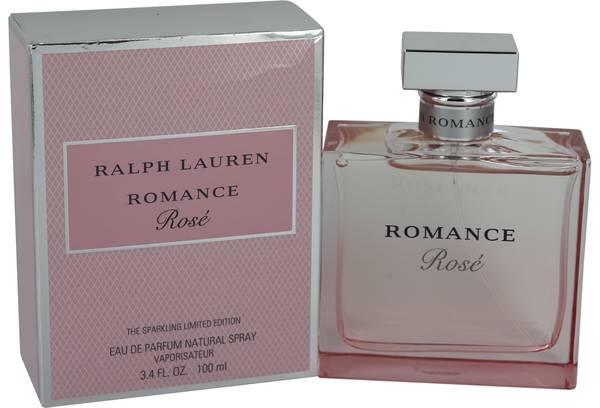 perfume Romance Rose Perfume