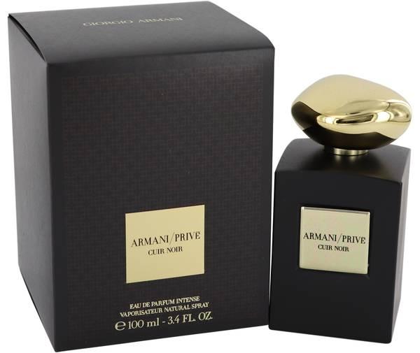 perfume Armani Prive Cuir Noir Perfume