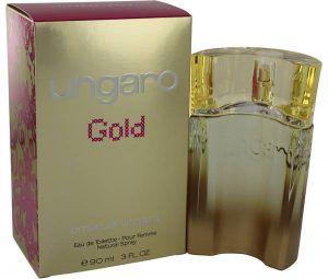 Ungaro Gold Perfume, de Ungaro · Perfume de Mujer