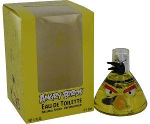 Angry Birds Yellow Bird Perfume, de Air Val International · Perfume de Mujer