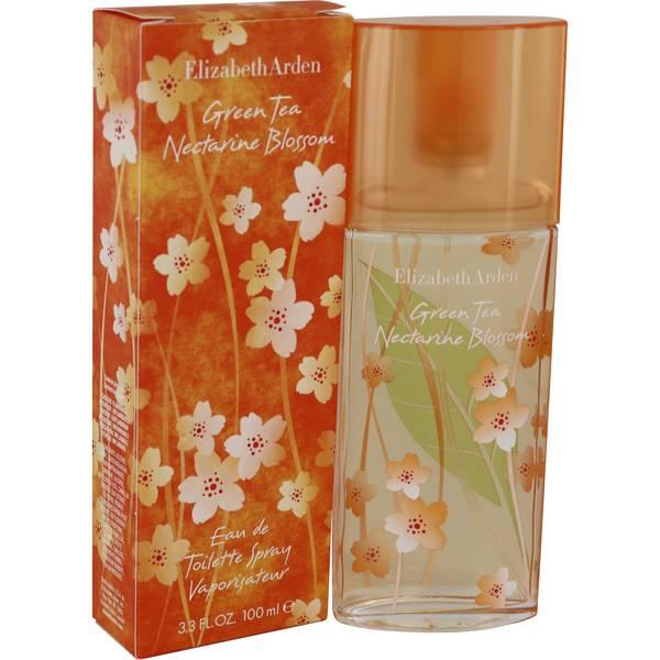 perfume Green Tea Nectarine Blossom Perfume