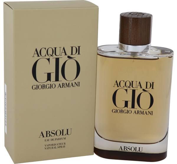 perfume Acqua Di Gio Absolu Cologne