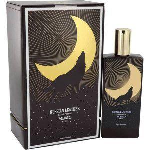Russian Leather Perfume, de Memo · Perfume de Mujer