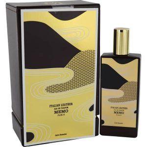 Italian Leather Perfume, de Memo · Perfume de Mujer
