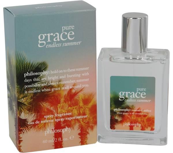 perfume Pure Grace Endless Summer Perfume