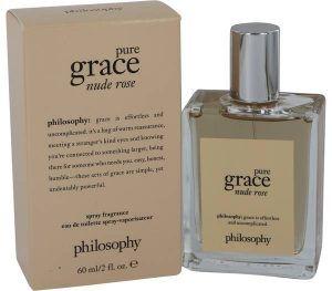 Amazing Grace Nude Rose Perfume, de Philosophy · Perfume de Mujer