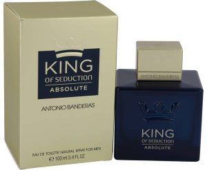 King Of Seduction Absolute Cologne, de Antonio Banderas · Perfume de Hombre