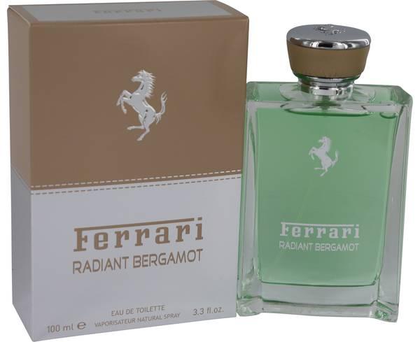 perfume Ferrari Radiant Bergamot Cologne