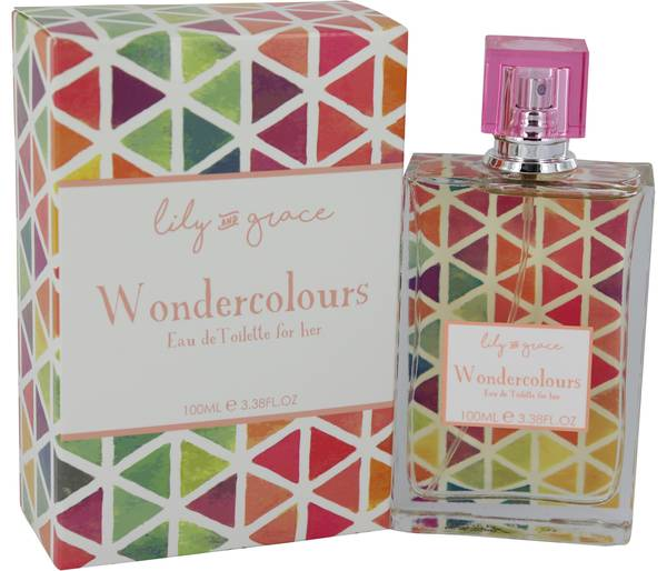 perfume Lily And Grace Wondercolours Perfume