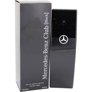 Mercedes Benz Club Black Cologne, de Mercedes Benz · Perfume de Hombre