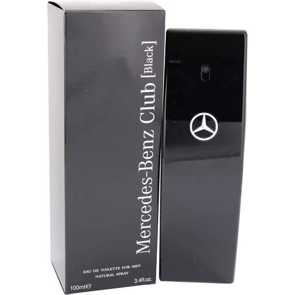 perfume Mercedes Benz Club Black Cologne