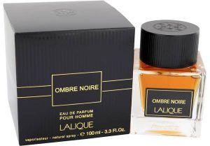 Lalique Ombre Noire Cologne, de Lalique · Perfume de Hombre