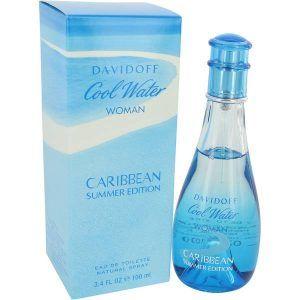 Cool Water Caribbean Summer Perfume, de Davidoff · Perfume de Mujer
