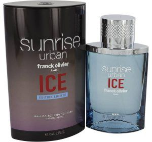 Sunrise Urban Ice Cologne, de Franck Olivier · Perfume de Hombre