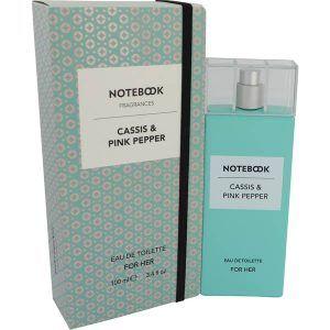 Notebook Cassis & Pink Pepper Perfume, de Selectiva SPA · Perfume de Mujer