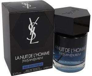 La Nuit De L'homme Eau Electrique Cologne, de Yves Saint Laurent · Perfume de Hombre