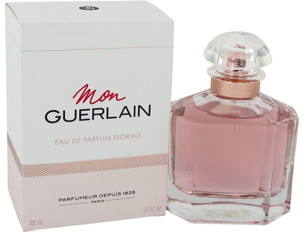 perfume Mon Guerlain Florale Perfume