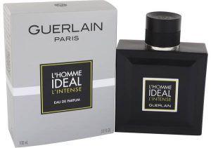 L'homme Ideal L'intense Cologne, de Guerlain · Perfume de Hombre