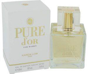 Pure D'or Perfume, de Karen Low · Perfume de Mujer