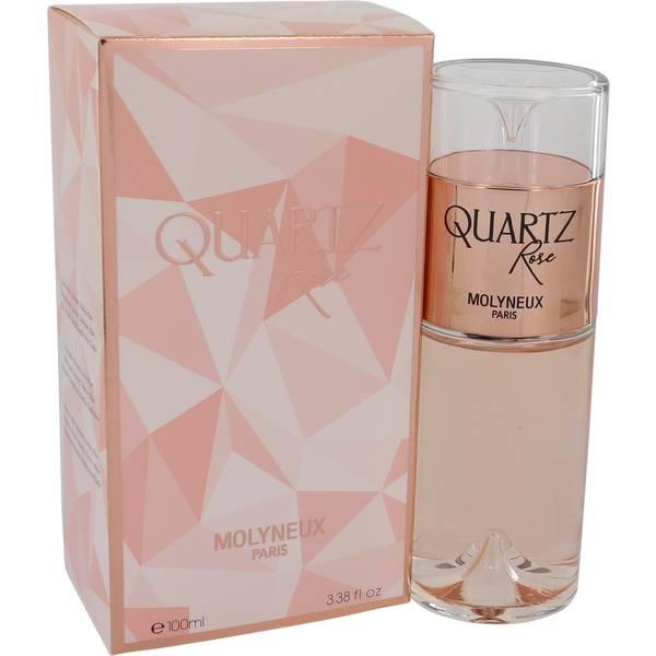 perfume Quartz Rose Perfume