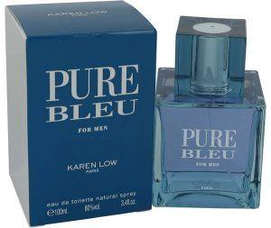 Pure Bleu Cologne, de Karen Low · Perfume de Hombre