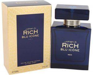 Rich Blu Icone Cologne, de Johan B · Perfume de Hombre