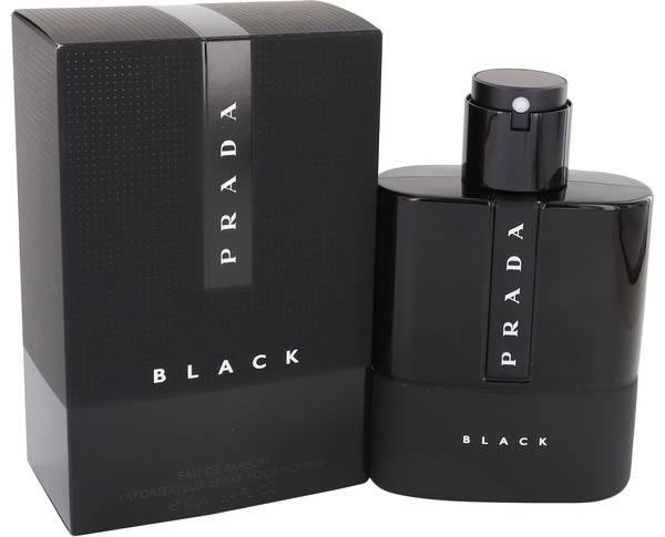 perfume Prada Luna Rossa Black Cologne