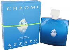 Chrome Under The Pole Cologne, de Azzaro · Perfume de Hombre