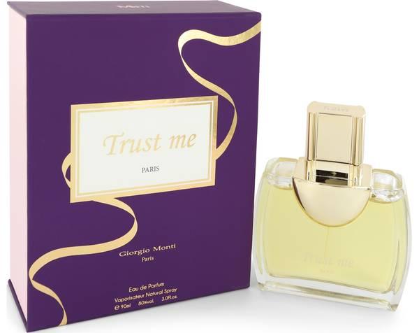perfume Trust Me Perfume