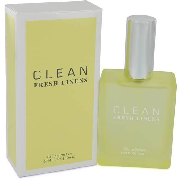 perfume Clean Fresh Linens Perfume