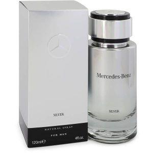 Mercedes Benz Silver Cologne, de Mercedes Benz · Perfume de Hombre