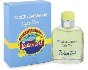 Light Blue Italian Zest Cologne, de Dolce & Gabbana · Perfume de Hombre