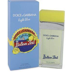 Light Blue Italian Zest Perfume, de Dolce & Gabbana · Perfume de Mujer