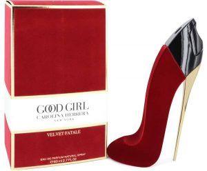 Good Girl Velvet Fatale Perfume, de Carolina Herrera · Perfume de Mujer