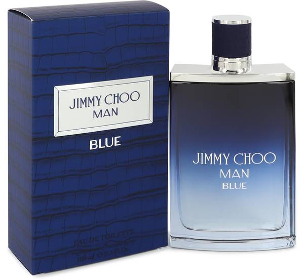 perfume Jimmy Choo Man Blue Cologne