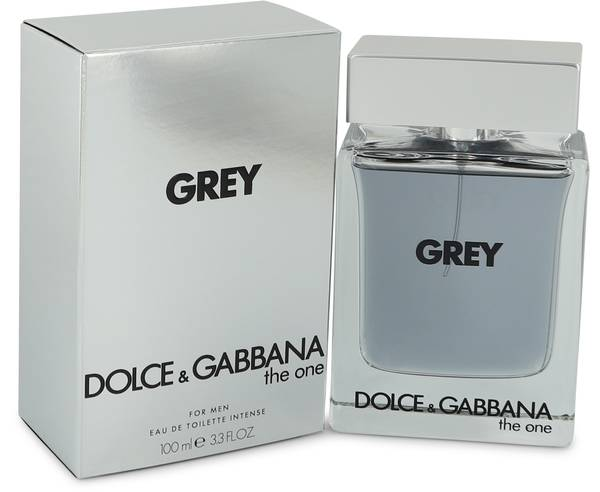 perfume The One Grey Cologne