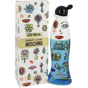 Cheap & Chic So Real Perfume, de Moschino · Perfume de Mujer
