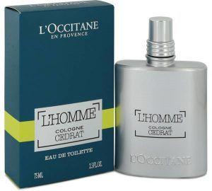 L'homme Cologne Cedrat Cologne, de L'occitane · Perfume de Hombre