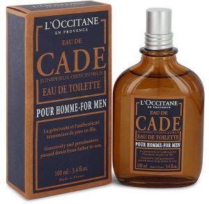 Eau De Cade Cologne, de L'occitane · Perfume de Hombre
