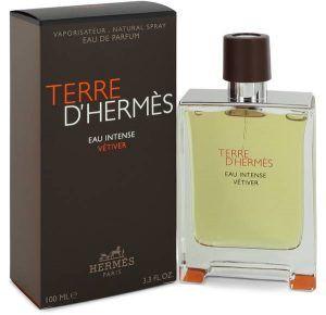 Terre D'hermes Eau Intense Vetiver Cologne, de Hermes · Perfume de Hombre