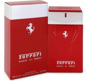 Ferrari Man In Red Cologne, de Ferrari · Perfume de Hombre